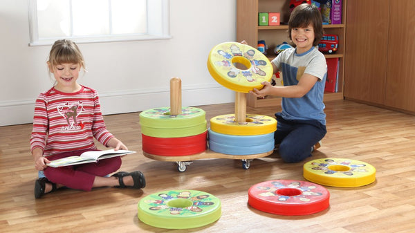 Children of the world cushions and trolley ( includes 12 cushions)