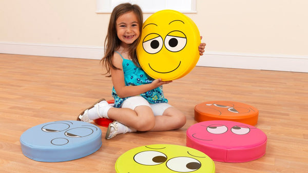 Emotion Cushions Pack 1 - Toy Giant