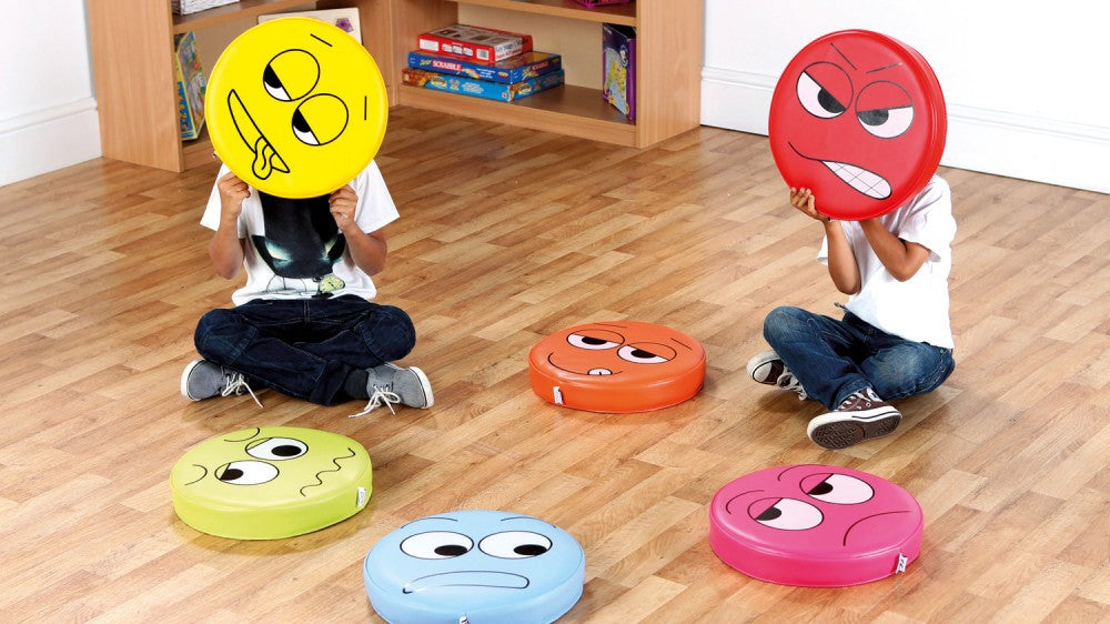 Emotion Cushions Pack 2 - Toy Giant