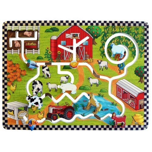 Farm pathfinder wall panel - Toy Giant
