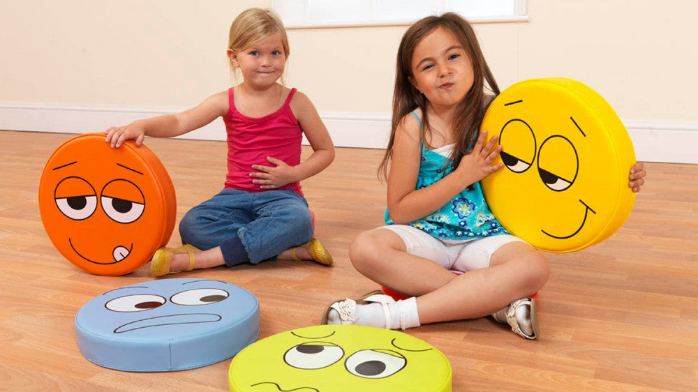 German Emotion Cushions - Toy Giant