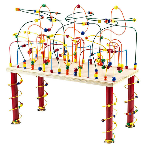 Jungle Rollercoaster table - Toy Giant