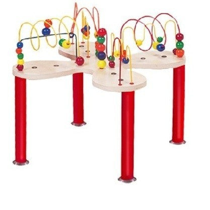 Mini curves and waves table - Toy Giant