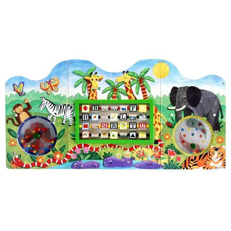 Safari Wall panel - Toy Giant