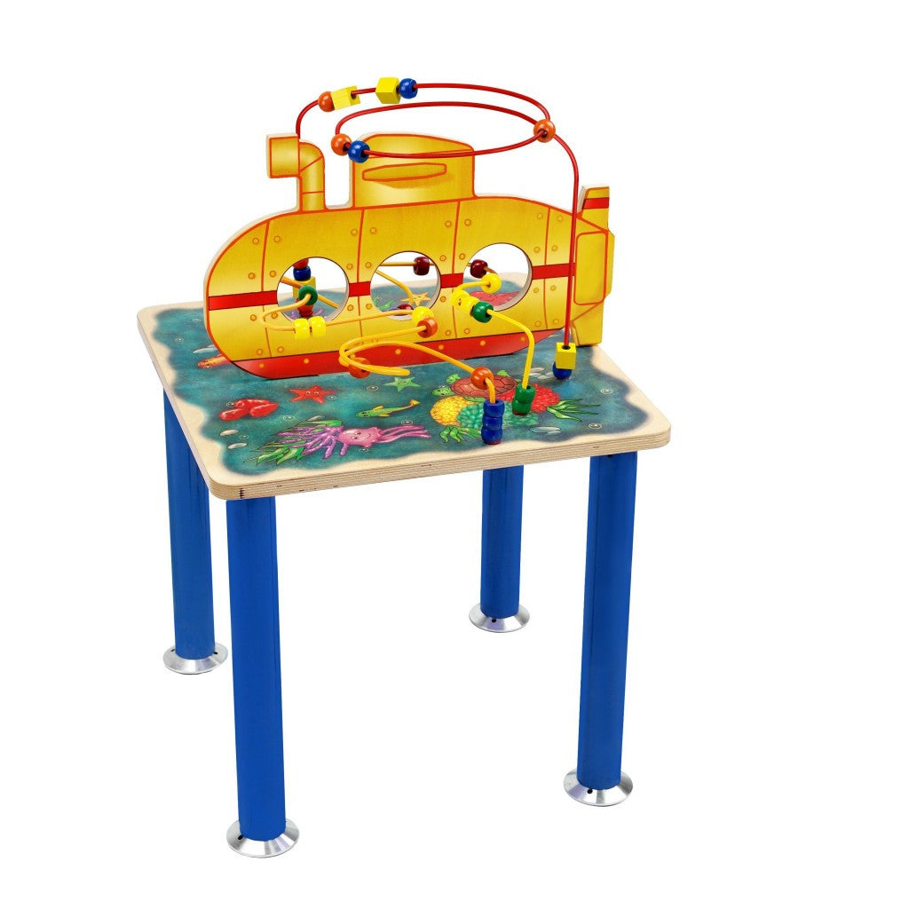 Submarine rollercoaster table - Toy Giant