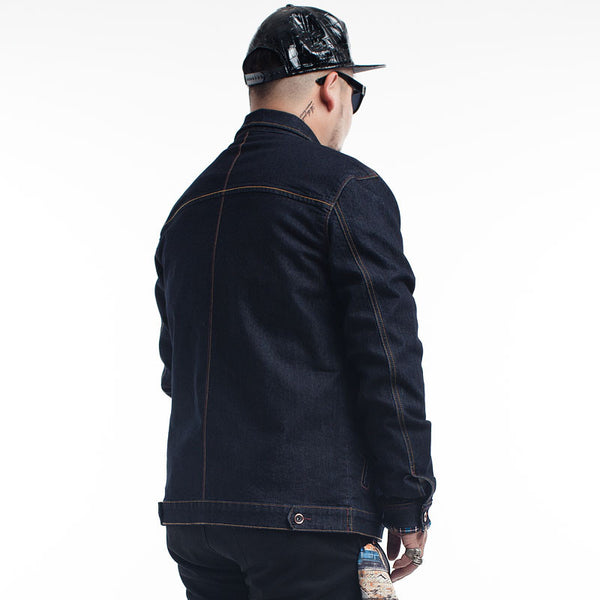 Men's Denim Jacket (Free Shipping)