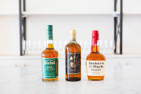 Whiskey vs Bourbon Education Class
