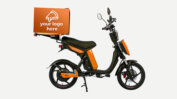 E-Cargo Bikes For Electric Last Mile Delivery