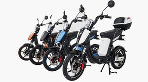 Popular Electric Mopeds & Bikes : Eskuta.com