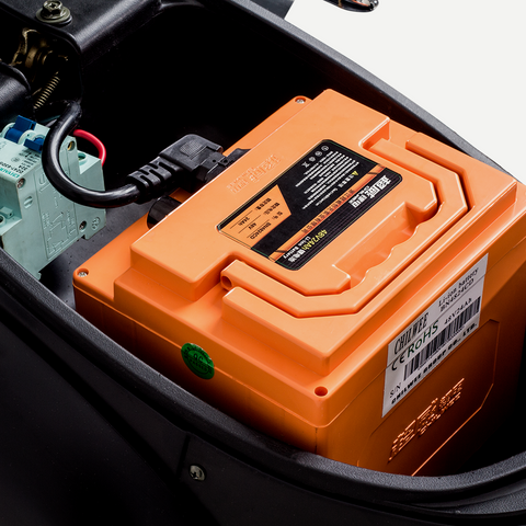 SR-1200 60v 24AH Lithium-ion Battery