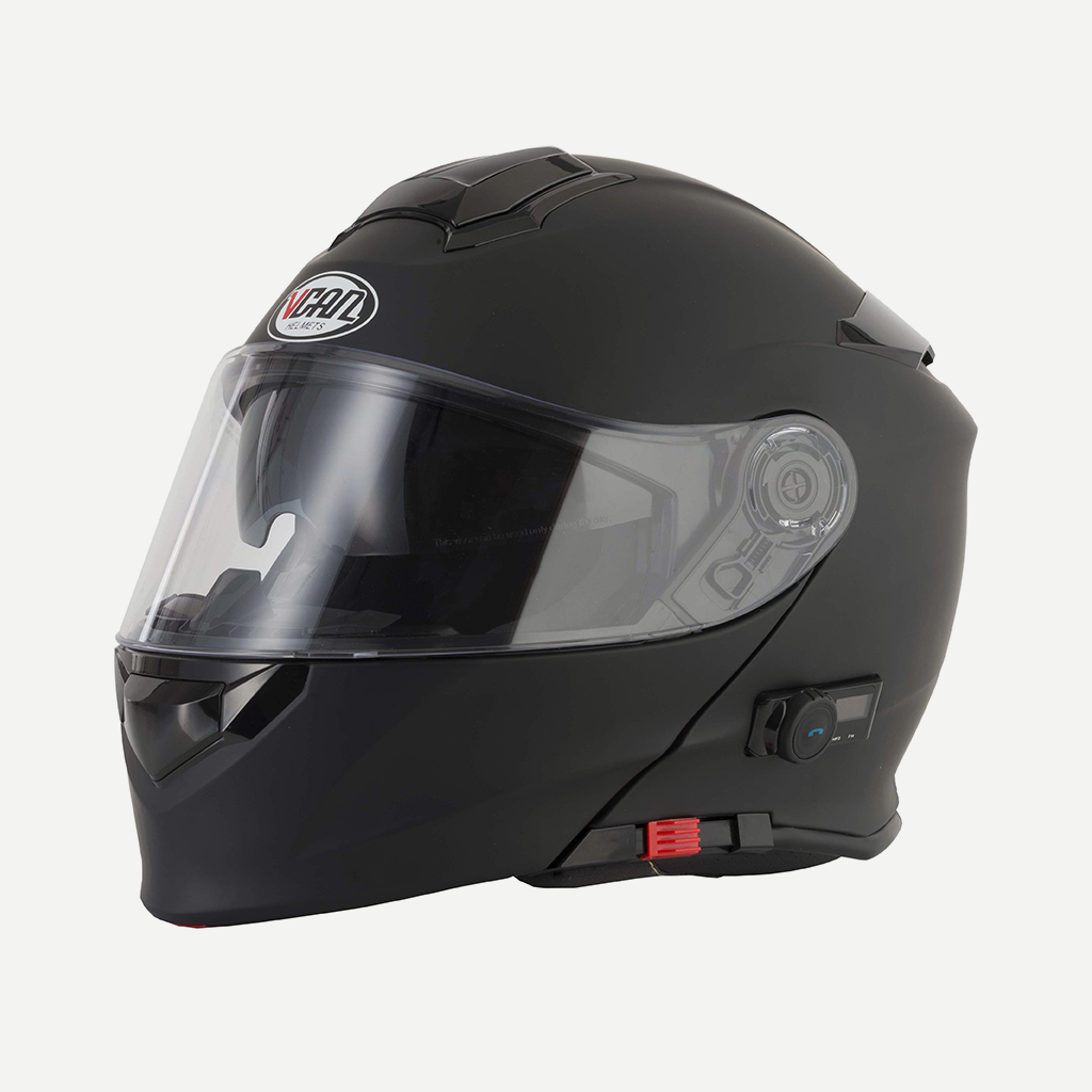 ESK271 Blinc Matt Black Bluetooth Helmet