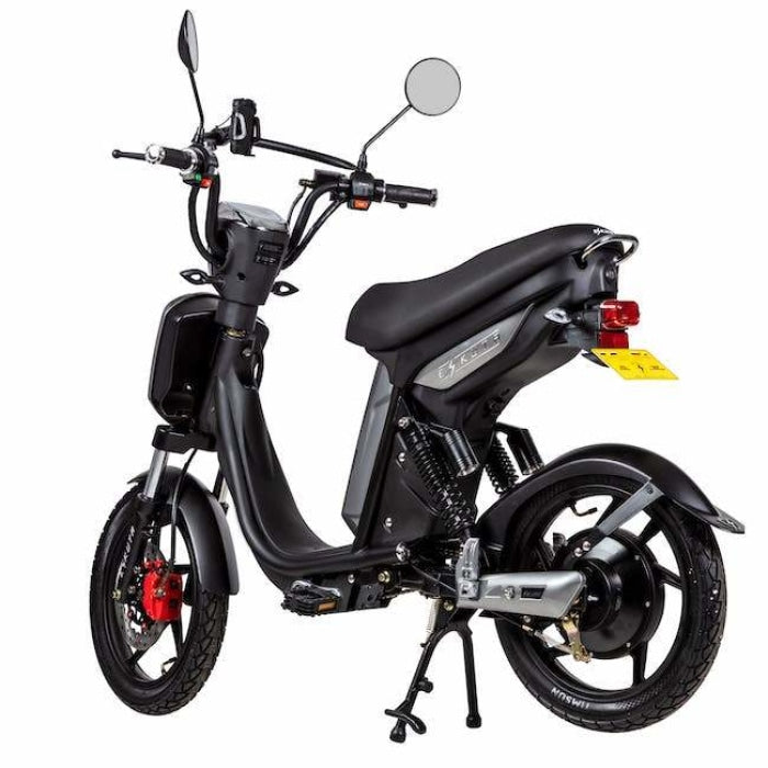 Eskuta Sx250 Eapc Electric Bike Gloss Grey Scooter