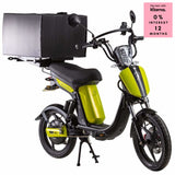 Eskuta Sx250D Eapc Electric Delivery Bike Acid Yellow Scooter