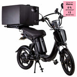 Eskuta Sx250D Eapc Electric Delivery Bike Black Scooter
