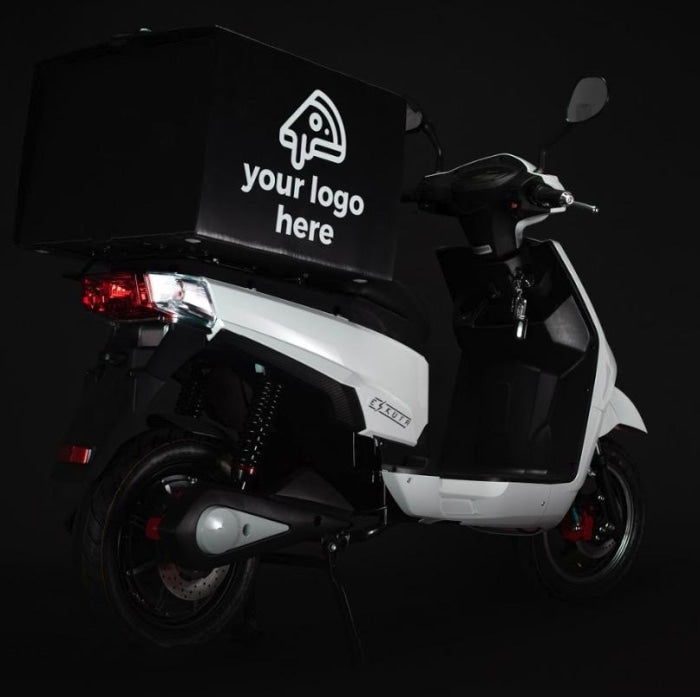 Sr-1200D Electric Delivery Scooter