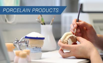 Tanaka Dental Keramikprodukte / Tanaka Dental Porcelain Products