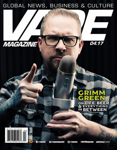 VAPE MAGAZINE April 2017