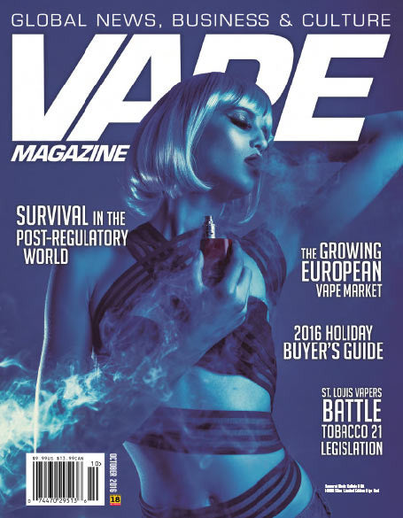 VAPE Magazine October 2016