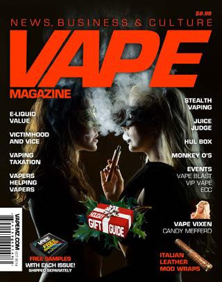 VAPE MAGAZINE OCTOBER 2014