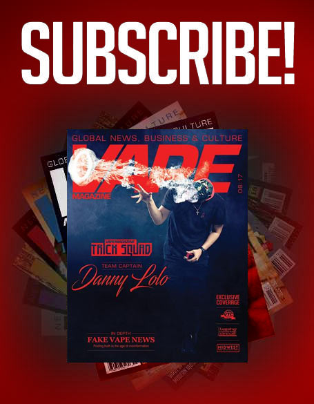 Subscribe to VAPE Magazine (1-Year)