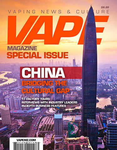 VAPE MAGAZINE JUNE 2014
