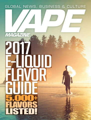 E-Liquid Special Issue Listing