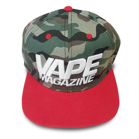 VAPE MAGAZINE HAT