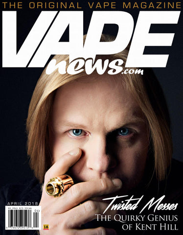 VAPE MAGAZINE April 2018