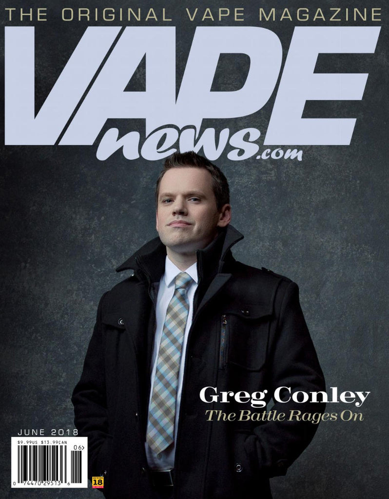 VAPE MAGAZINE June 2018