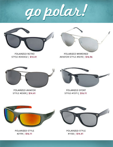4427c80a1c4a How do polarized sunglasses really work  Ultra violet rays can be quite  damaging to the eyes. As a result