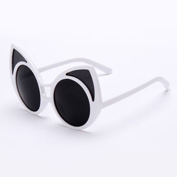 French Cat Eye Sunglasses