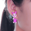 Piglet Earrings