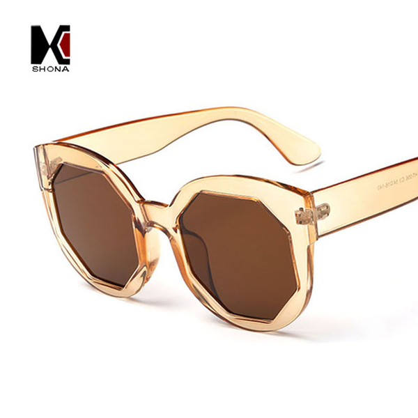 Polygonal Sunglasses