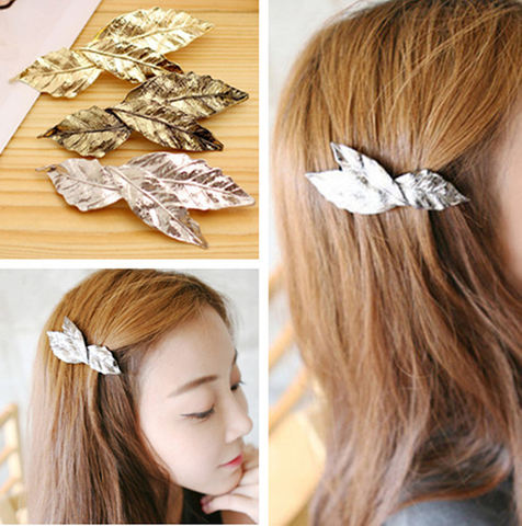 Double Leaf Hairpin
