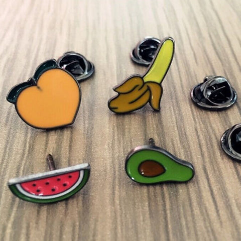 Fruits Lapel Pin