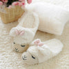 Plush Cute Lambs Slippers