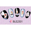 Dogs Nail Art Stickers