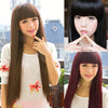 Straight Hair Cosplay Wig