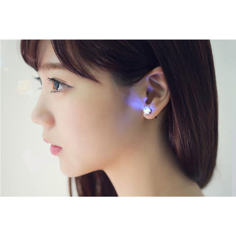 LED Glow In The Dark Earring