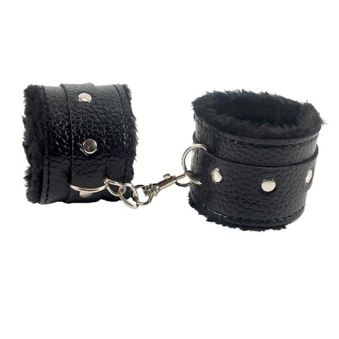 Soft Leather Handcuffs