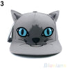 Cat Cap Wtih Ears