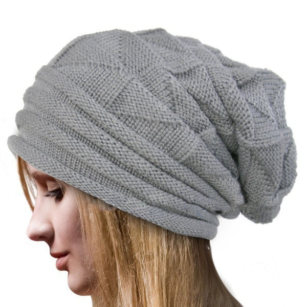 Baggy Knit Hats