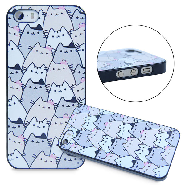 Cat Army iPhone 4/5/6 Case