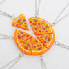 Pizza Necklace (7 Pieces Bundle)
