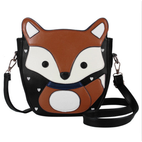Fox Leather Bag