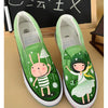 Handpainted Forest Canvas Shoes