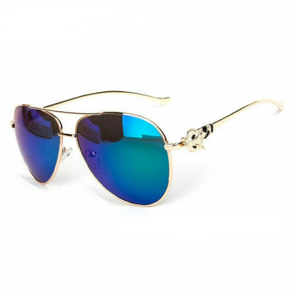 Mirror Aviation Sunglasses