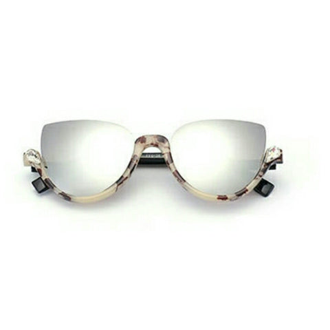 Semi Rimeless Frame Sunglasses