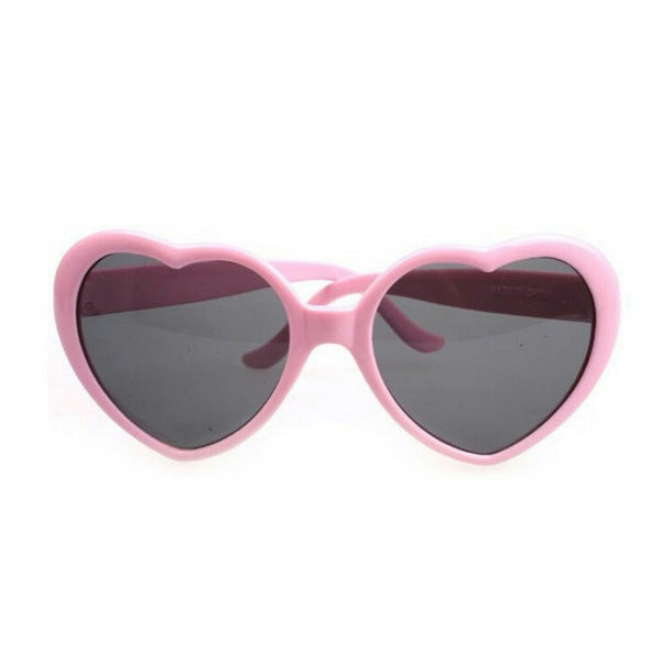 Oversize Heart Shaped Sunglasses