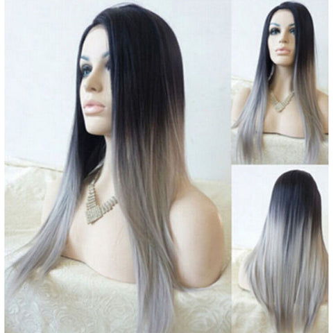Gray Cosplay Wig